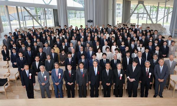 岡山大学医学部内科学第三講座開講50周年記念式典